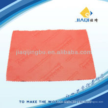 sunglass cleaning cloths of embossed stamp
