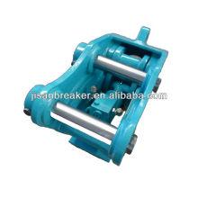 Hydraulischer Schnellwechsler, Mini Schnellkupplung für Kobelco Kato Doosan ATLAS Case XCG Sunward Bagger