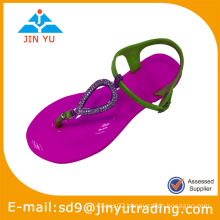 2014 lady jelly shoes