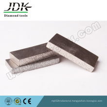 Sandstone Cutting Segment Diamond Tools