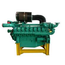 Googol 50Hz 16 Cylinder Diesel Engine 678kw-887kw for Generator