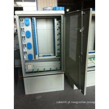 Fibra Cross Connect Cabinet-288 Núcleos