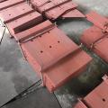 Revêtement de recouvrement dur du broyeur vertical