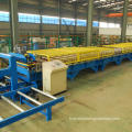 Machine de fabrication de tuiles de toit