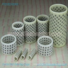 6-8020-82 cage à billes en acier, moules FZH-3260 assemblant des billes de retenue, douille de guidage de retenue de roulement à billes