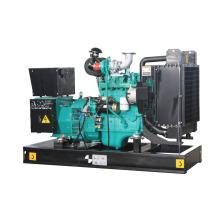 AC33 accionado por cummins 1800 rpm generadores diesel industriales para la venta