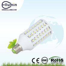 LED smd 5050 e27 branco quente