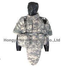 Fabrik professionelle militärische taktische kugelsichere Weste (HY-BA002)