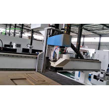 cnc woodworking center/cnc router with ATC function woodworking machine