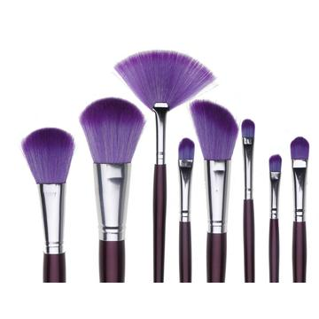 16 Stück High Wood Cosmetics Bürsten Private Label Professional