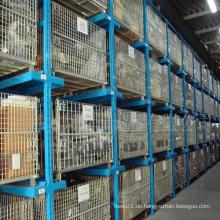 Exportierte industrielle Lagerlogistik Lagerung Wire Mesh Container
