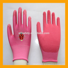 Cheapest Foam Latex Kids Garden Work Gloves