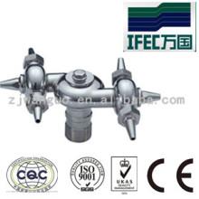 Boule de nettoyage rotatif fileté (IFEC-CB100003)