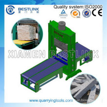Wall Stone Ledgestone and Cube Stone Process Production Line