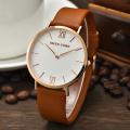 Minimalist Men Designer Wrist Quartz Watch