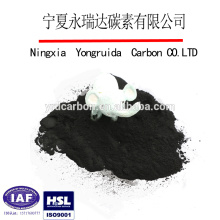 Factory price carbon activated powder with woodust for decolorization