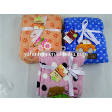 usine de Chine couverture usine enfants couverture polyester
