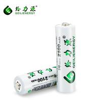 Geilienergy Brand ni-mh battery 2100mah 1.2v pilas aa recargables
