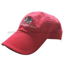 Gorra de béisbol lavada modificada para requisitos particulares, nuevo sombrero de los deportes del Snapback del diseño