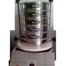 Equipo de prueba de laboratorio de procesamiento de alimentos de 200 mm de diámetro