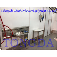 Mobile Butcher Machine or Truck for Cattle, Sheep, Chicken Slaughter