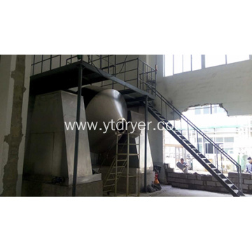 PC, PE Special Double Cone Rotating Vacuum Dryer