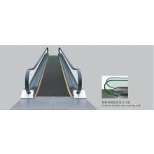 Passarela Movimentada em Calçada de Qualidade Alemã