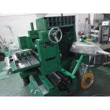 Mittelgroße Spaltmaschine aus Edelstahl