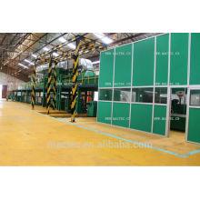 Aluminum & Steel Coil Coating machine line for sale