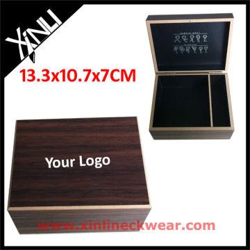 Best Quality Wooden Necktie Gift Box