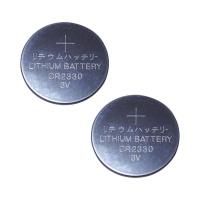 Pilha de moedas de 3,0 volts LithiumManganese CR2330