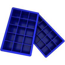 Custom Silicone  Ice Cube Trays Molds