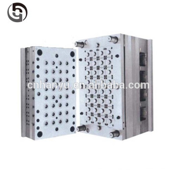 2-72 CAVITY CAP INJECTION MOLD cold/hot runner