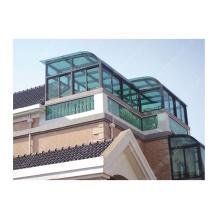 solarium en aluminium - Wanjia