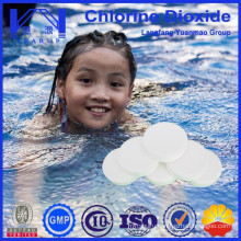 Swimmming Pool Treatment Chlorine Dioxide Table/ Fungicides/Made in China