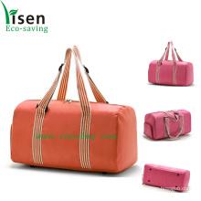 Ladies Nylon Tote Travel Bag (YSTB00-056)
