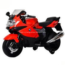 Электрический мотоцикл с свет малыша мотоцикла