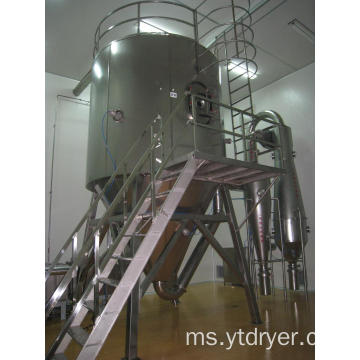 Pengeringan Centrifuge Spray Dryer of Compound Baja