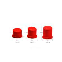 El fabricante de China suministra el conjunto de exhibición de anillo de joyería flocado rojo (RS-R3T)