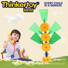 Пластиковые игрушки образования разведки для детей