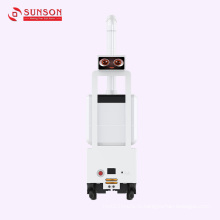 Робот-распылитель для дезинфекции