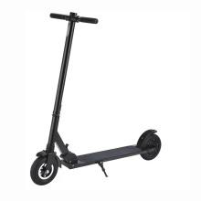 Scooter pliant électrique de pneu plein de moteur de 150W 6 pouces