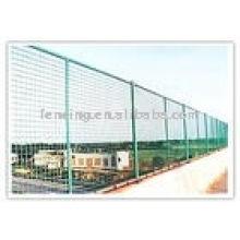 produits de barrière de treillis métallique haute sécurité