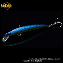 Prominent hard plastic fishing lure, hard minnow lures, fishing lure