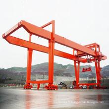 Grues mobiles de levage de récipient de Quayside 20 tonnes pour le port