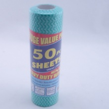 Nonwoven Spunlace Fabric Cloth Roll for Household Using