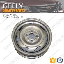 Peças de carro chinês OE GEELY peças de reposição roda de aço 3101100180