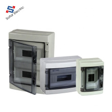 HA Type of Surface Mounted IP65 Waterproof Plastic Electrical Distribution Box