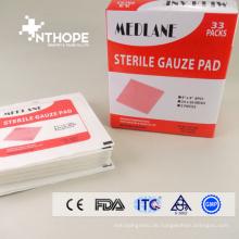 sterile Mulltupfer 10 * 10 8P