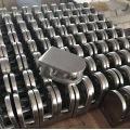 Abrazadera de barandilla de vidrio de procesamiento de chapa de alta calidad